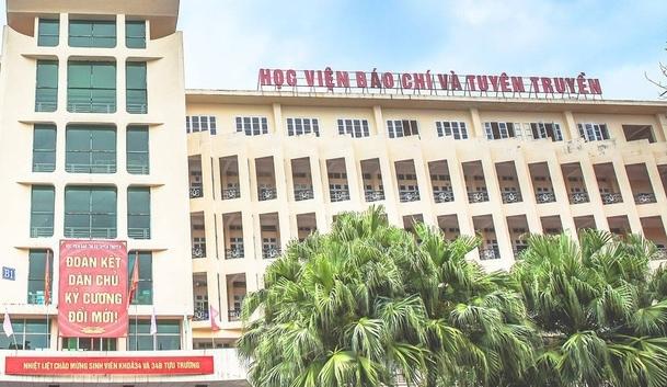 Học viện Báo chí và Tuyên truyền được tổ chức thi tiếng Anh theo khung năng lực 6 bậc