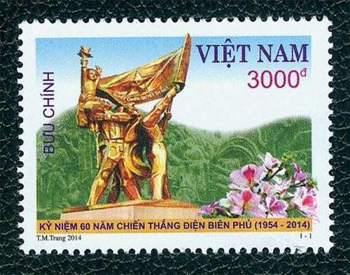 Phát hành bộ tem bưu chính đặc biệt