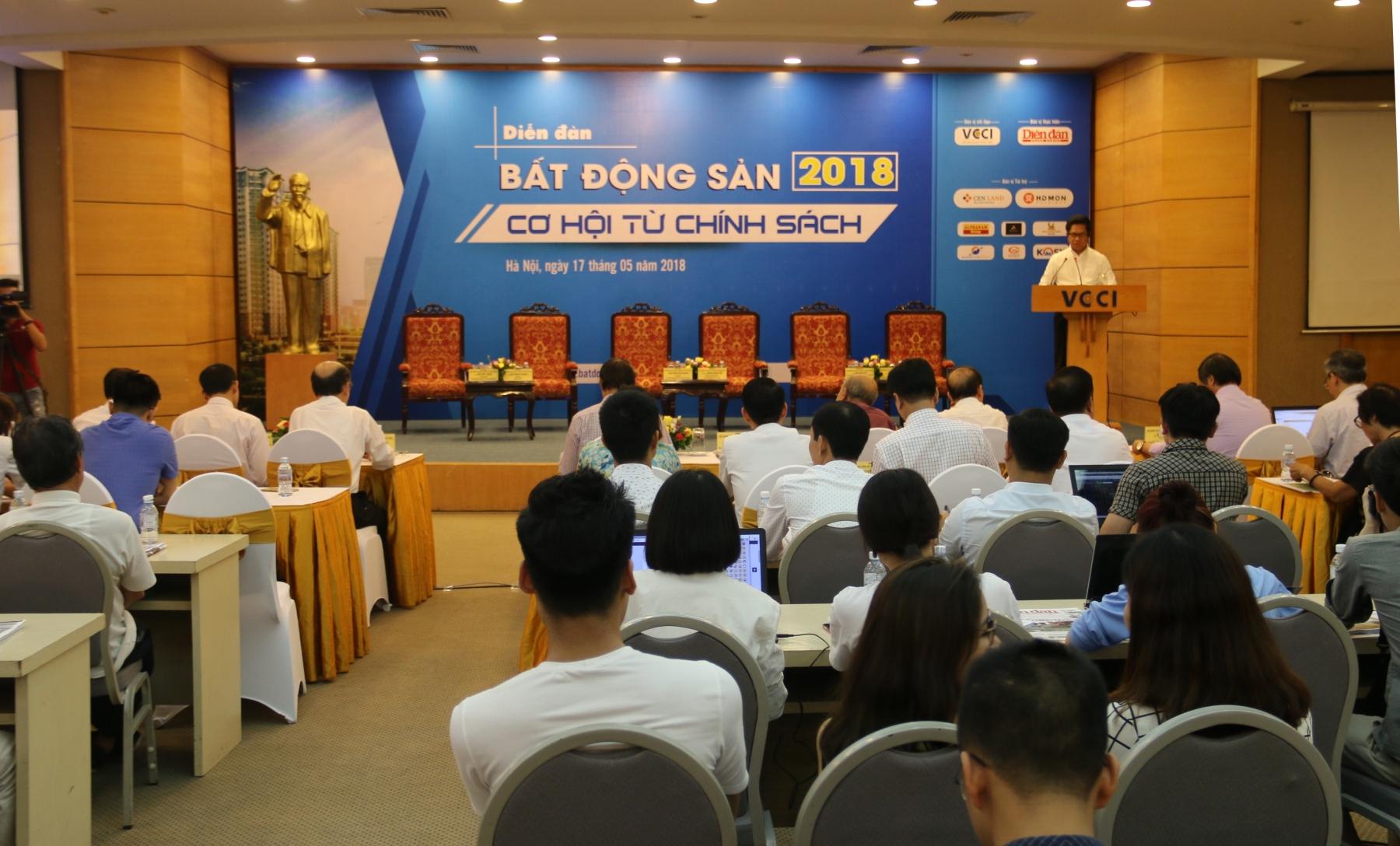 thi truong bat dong san 2018 co hoi tu chinh sach