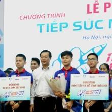 khoi dong chuong trinh tiep suc mua thi nam 2018