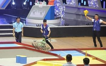 32 đội tranh tài tại vòng chung kết Robocon Việt Nam 2019