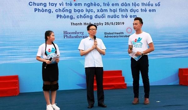 phat dong thang hanh dong vi tre em nam 2019