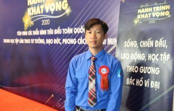 """Tuổi trẻ Dầu khí tham gia chương trình giao lưu điển hình toàn quốc """"Hồ Chí Minh - Hành trình khát vọng 2020"""""""