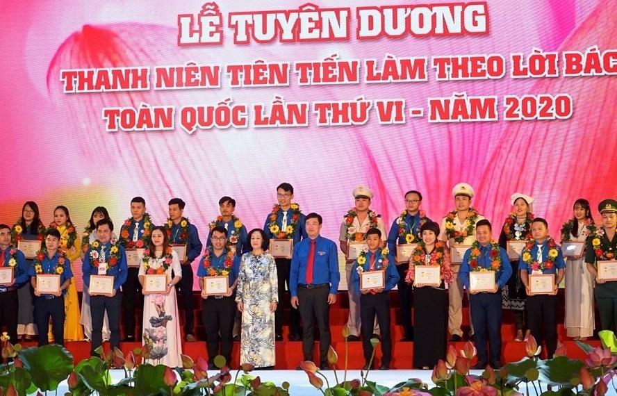 Hai đoàn viên Dầu khí được tuyên dương Thanh niên tiên tiến làm theo lời Bác