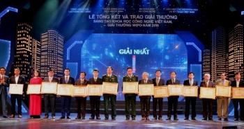 45 công trình đoạt giải thưởng VIFOTEC 2020