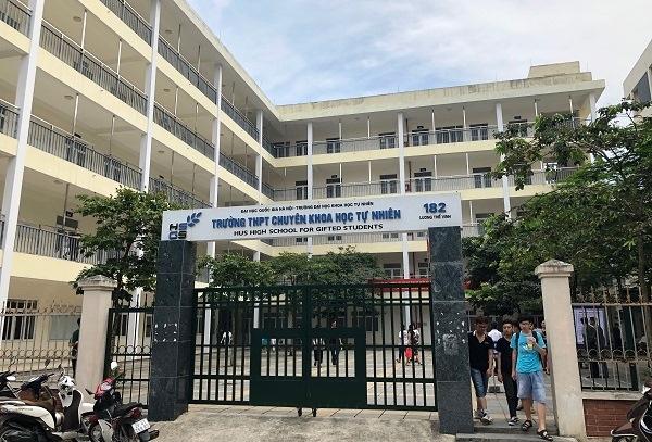 Hà Nội: Trường THPT chuyên Khoa học Tự nhiên hoãn thi vào lớp 10