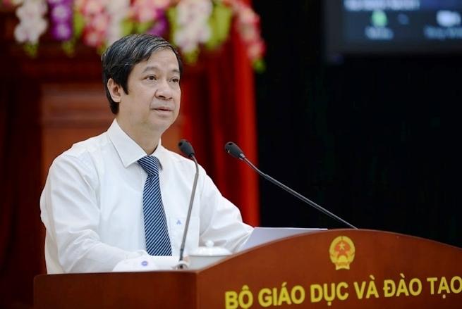 Bộ trưởng Bộ GD&ĐT Nguyễn Kim Sơn: Đổi mới để tạo dựng lớp người chí hướng, trách nhiệm