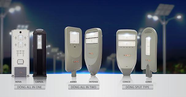 DAT Solar chính thức phân phối đèn năng lượng mặt trời Sokoyo