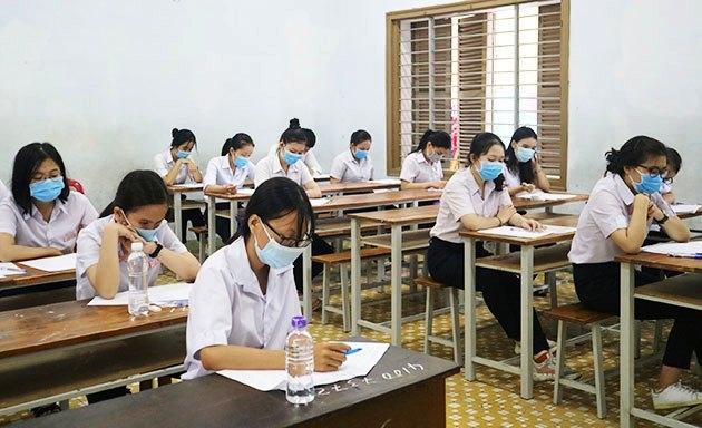 Hà Nội: Hơn 10.800 học sinh được miễn thi môn ngoại ngữ