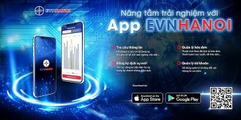 EVNHANOI ra mắt ứng dụng theo dõi chỉ số điện năng