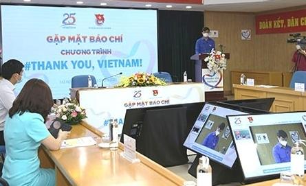 #Thank you, Vietnam! năm 2021 - Lan tỏa lời cảm ơn, gây quỹ xây nhà nhân ái