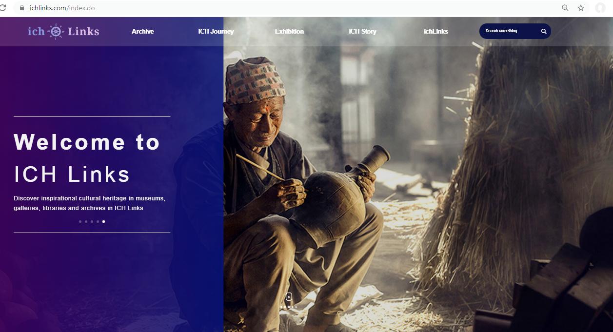 Nền tảng ichLinks - Chia sẻ thông tin về di sản văn hóa phi vật thể tại khu vực châu Á - Thái Bình Dương