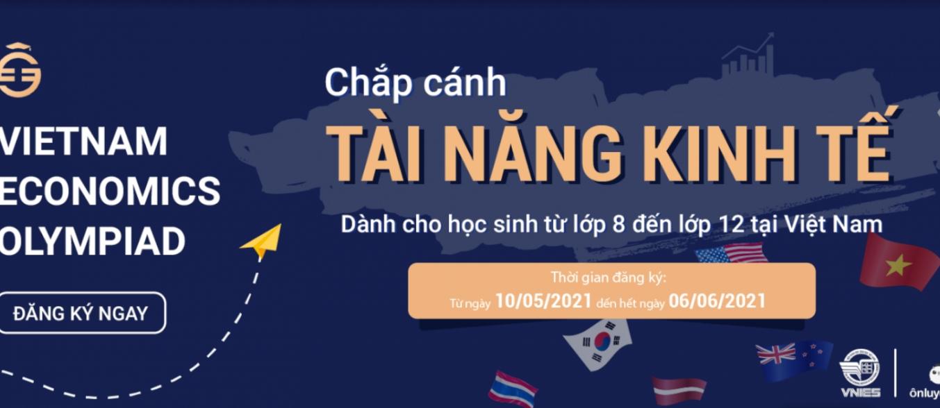Chắp cánh tài năng kinh tế cho học sinh Việt Nam