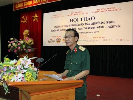 Việt Nam và chặng đường 10 năm xóa đói, giảm nghèo