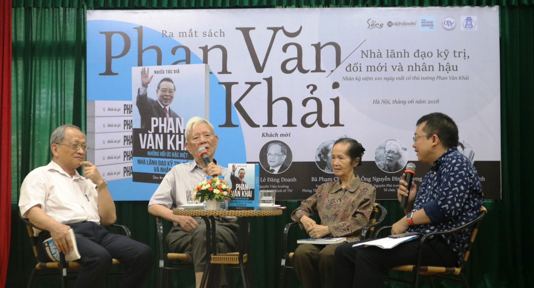 Image result for Phan Văn Khải, nhà lãnh đạo kỹ trị, đổi mới và nhân hậu – những hồi ức đặc biệt