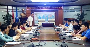Đoàn Khối DNTW kiểm tra, giám sát cơ sở Đoàn Thanh niên PV Power năm 2019