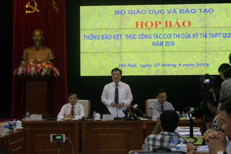 72 thi sinh khong duoc xet tot nghiep thpt nam 2019