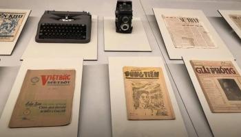 Khám phá bản gốc những tờ báo đầu tiên của Việt Nam
