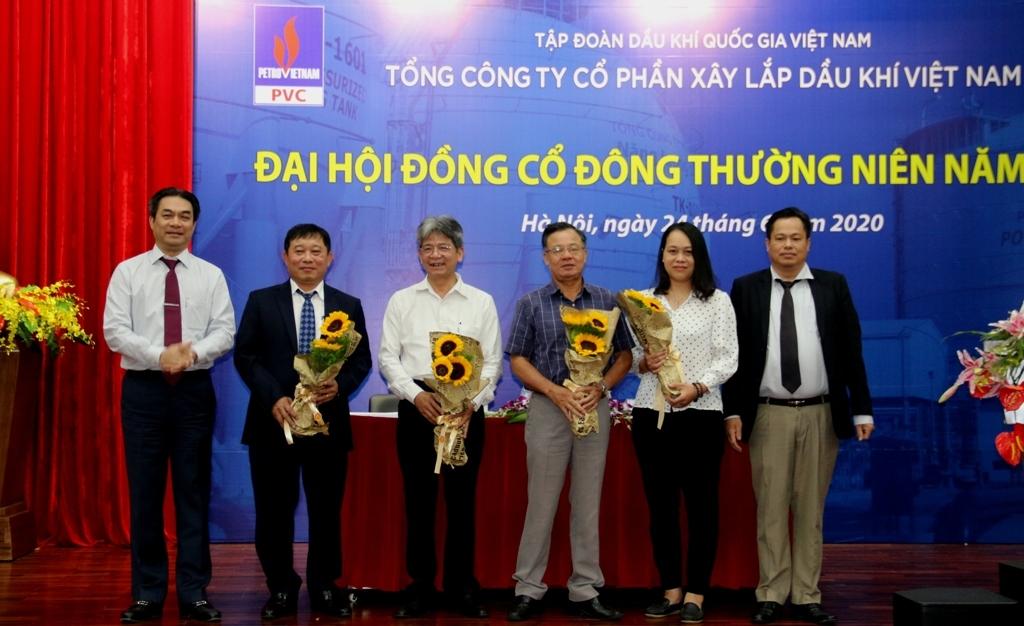 pvc to chuc dai hoi co dong thuong nien 2020