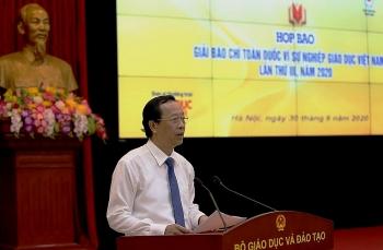 """Phát động Giải Báo chí """"Vì sự nghiệp Giáo dục Việt Nam"""" năm 2020"""