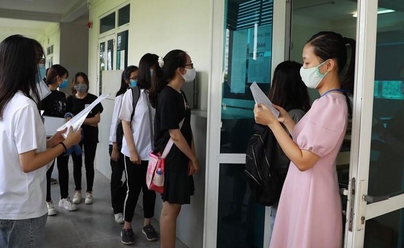 Hà Nội điều động 14.500 cán bộ, giáo viên tham gia kỳ thi tuyển sinh lớp 10