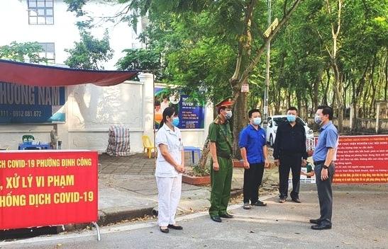 Hà Nội thành lập 10 tổ công tác phòng chống dịch bệnh Covid-19 theo địa bàn