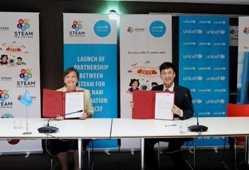 Mang cơ hội giáo dục STEAM bình đẳng cho trẻ em Việt Nam