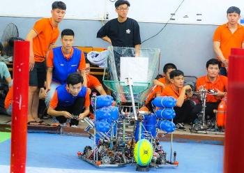 Tạm dừng tổ chức cuộc thi Robocon Việt Nam 2021