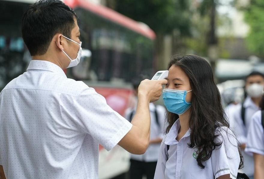 Hà Nội có 31 thí sinh dự thi tốt nghiệp THPT bị ảnh hưởng bởi dịch Covid-19