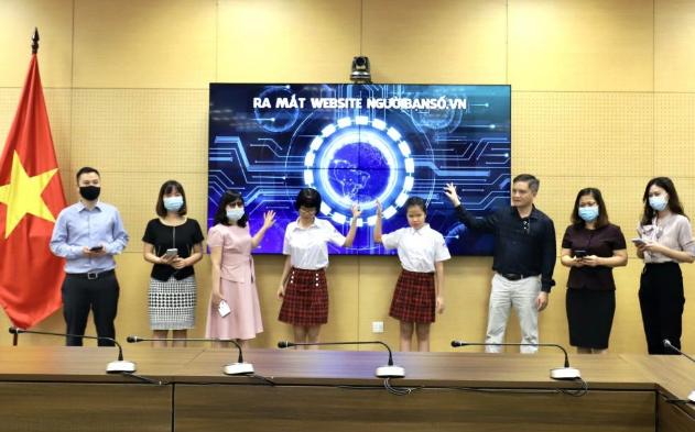 Ra mắt website ngườibạnsố.vn - món quà công nghệ cho người khiếm thị