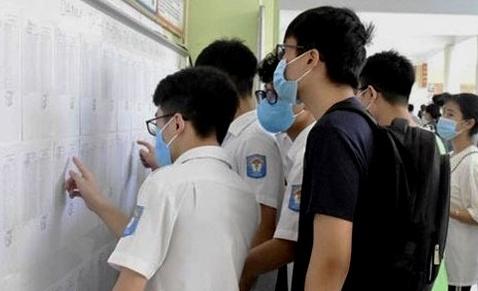 Hà Nội chính thức công bố điểm chuẩn vào lớp 10 năm học 2021-2022