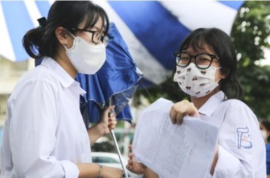 Hà Nội: Học sinh trúng tuyển lớp 10 phải xác nhận nhập học từ ngày 1 - 3/7