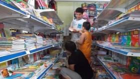 Thị trường sách giáo khoa và đồ dùng học tập: Sẵn sàng cho năm học mới