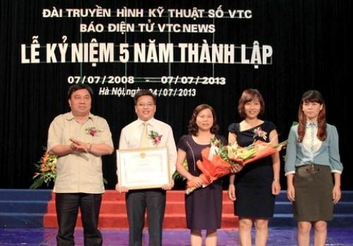 Báo điện tử VTC News tròn 5 tuổi