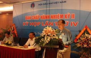 Hội Dầu khí Việt Nam tổ chức sơ kết công tác 06 tháng đầu năm 2015