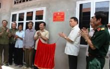 Hội CCB PVN trao nhà 'Nghĩa tình đồng đội' tại Phú Thọ