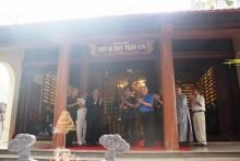 Khánh thành Công trình Tưởng niệm Liệt sỹ tại chùa Bồ Đề