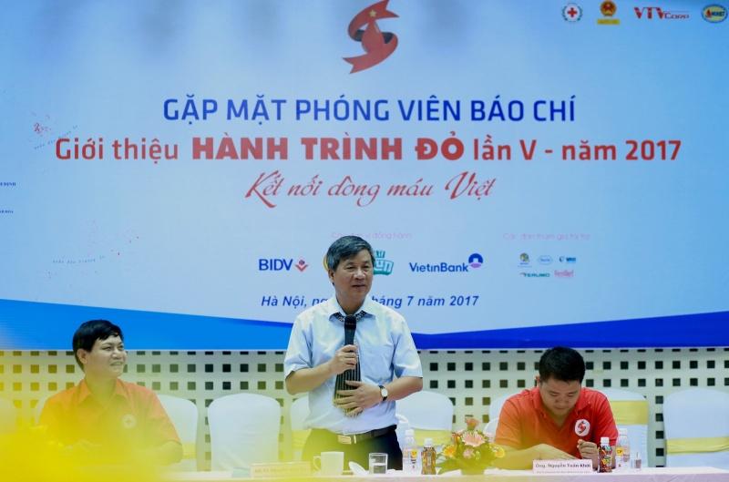 hanh trinh do 2017 ket noi dong mau viet