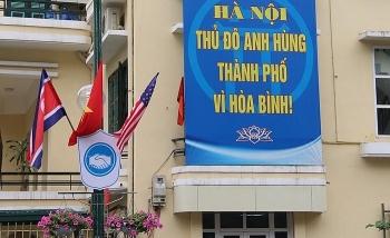 """Nhiều hoạt động kỷ niệm 20 năm Hà Nội đón nhận danh hiệu """"Thành phố vì hòa bình"""""""