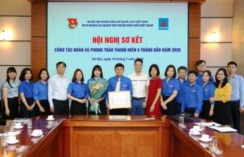 Đoàn Cơ quan Tập đoàn tổ chức Hội nghị sơ kết công tác 6 tháng đầu năm