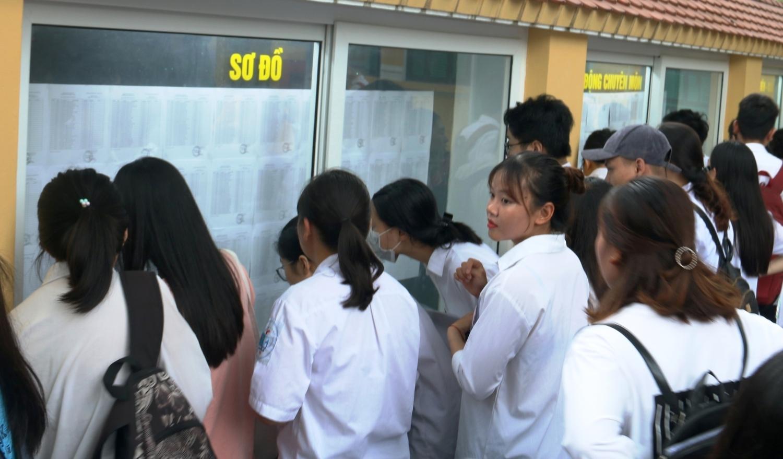 Hà Nội công bố điểm thi vào lớp 10 THPT năm học 2020-2021