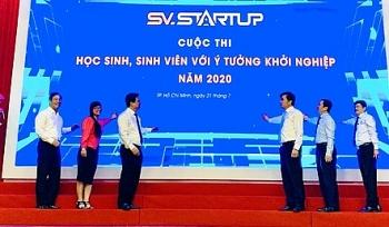 SV.Starup - 2020: Sinh viên có cơ hội nhận đầu tư khởi nghiệp 40.000 USD