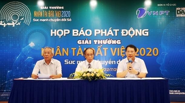 giai thuong nhan tai dat viet 2020 suc manh chuyen doi so