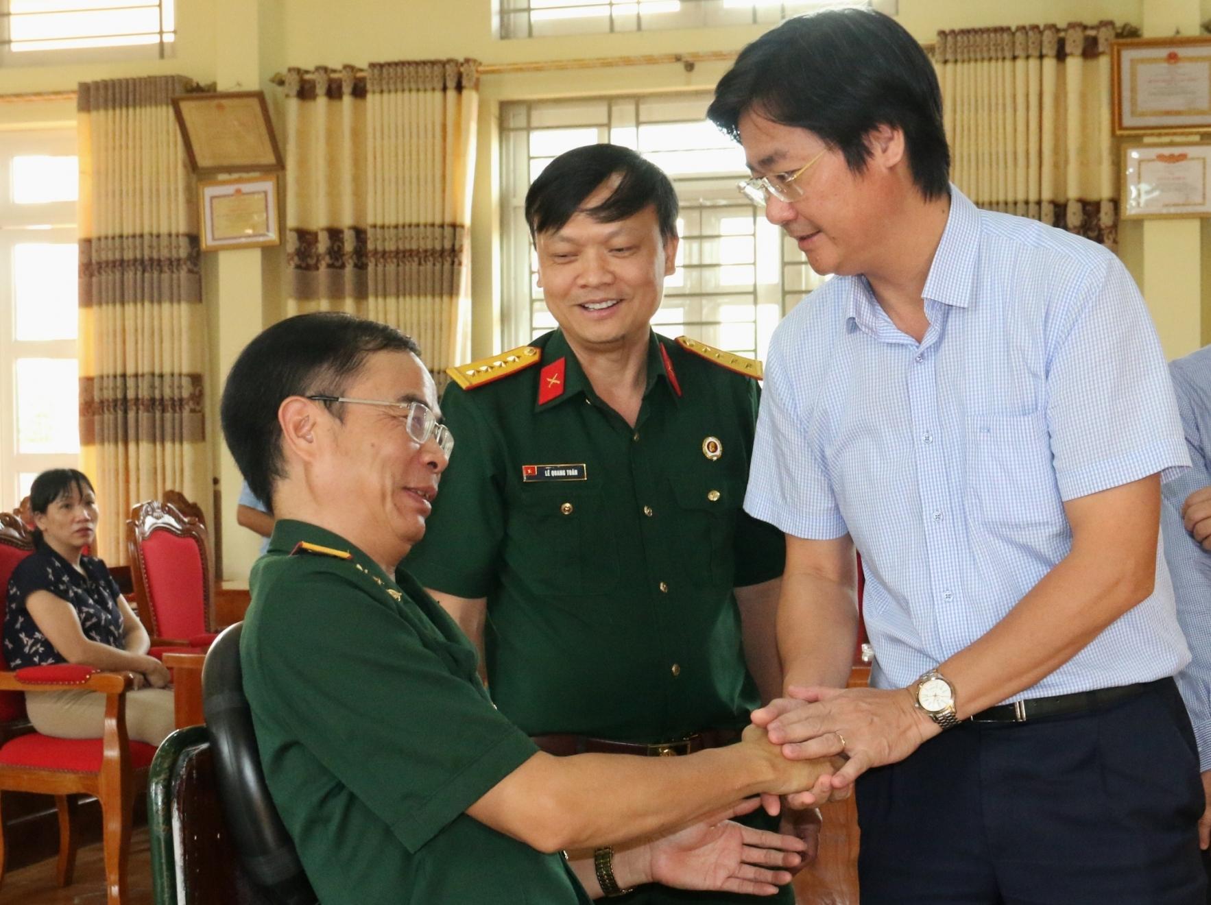 Hội CCB Tập đoàn tri ân người có công tỉnh Phú Thọ