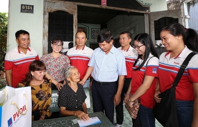 Tuổi trẻ PVN tổ chức nhiều hoạt động tri ân Ngày Thương binh Liệt sĩ