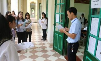 Phân loại thí sinh thi tốt nghiệp THPT 2020 theo 4 nhóm