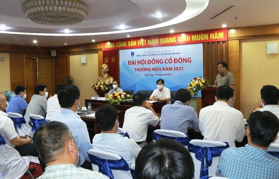 PVC tổ chức Đại hội cổ đông thường niên 2021