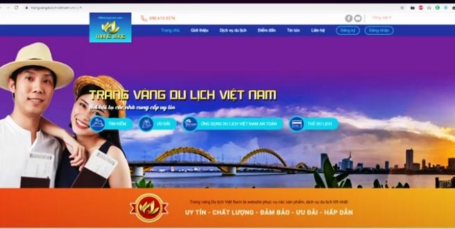 """""""Trang vàng du lịch"""": Nền tảng kết nối nhà cung cấp dịch vụ du lịch và khách hàng"""