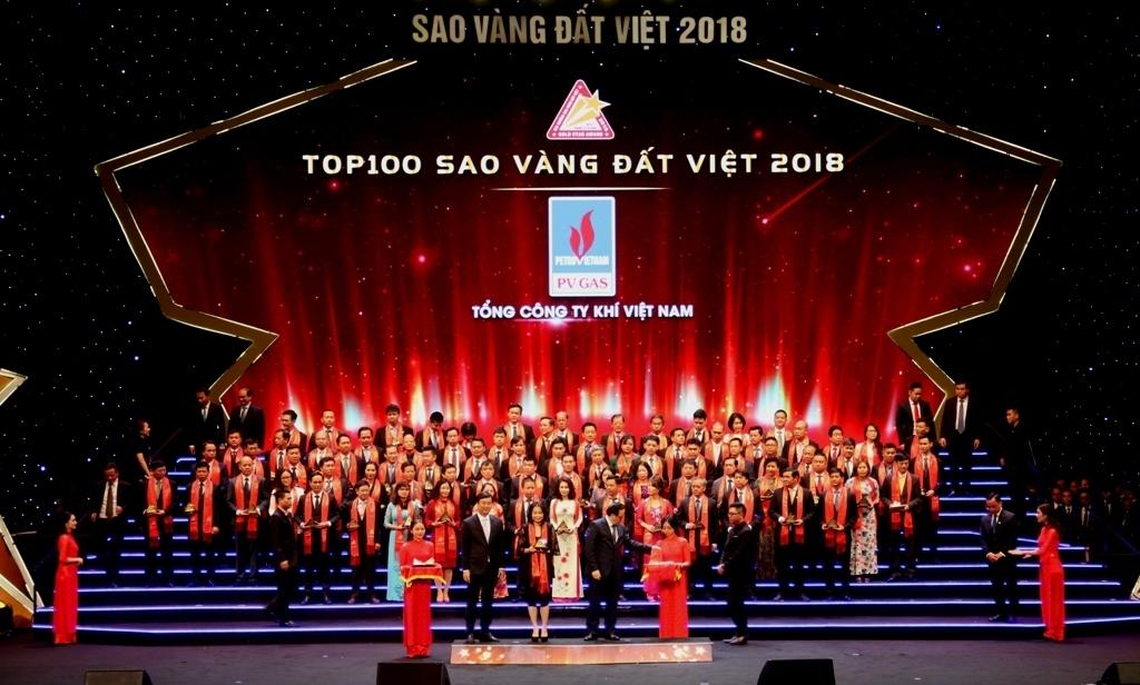 Phát động giải thưởng Sao Vàng đất Việt 2021