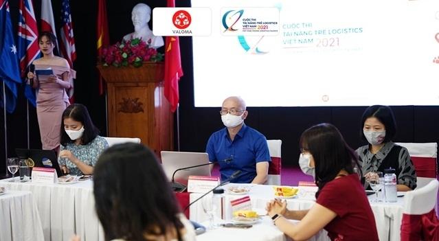 Ngày hội thông tin cuộc thi Tài năng trẻ Logistics Việt Nam 2021
